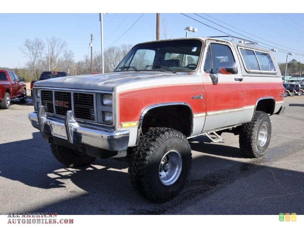 1987 Gmc 2500 4x4 For Sale   Autos Post