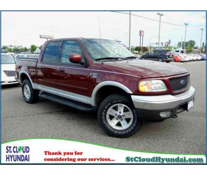 2003 Ford F150 Supercrew Fx4 Biggest Tires On Stock Rims