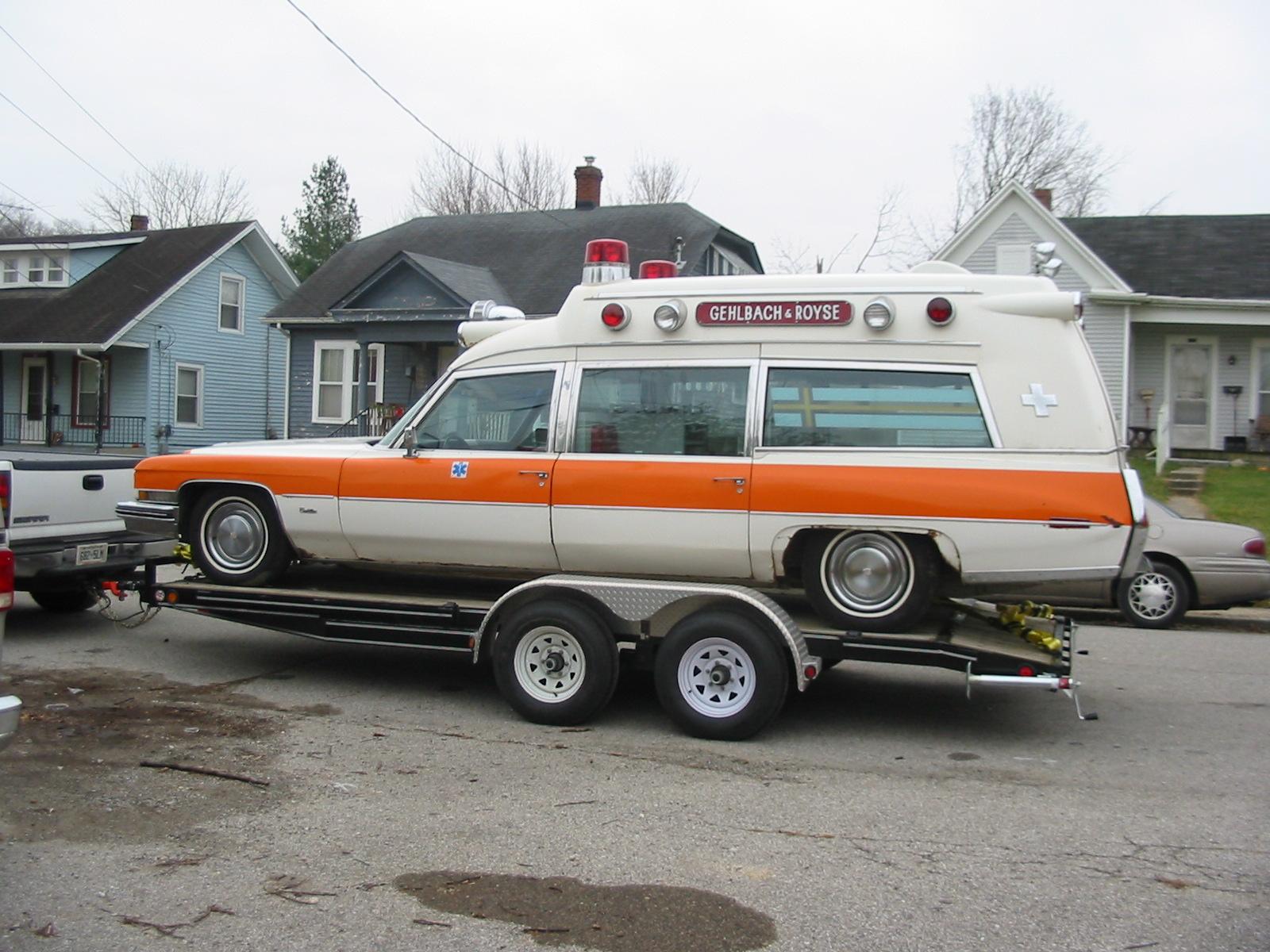 Cadillac Ambulance: Photos, Reviews, News, Specs, Buy car