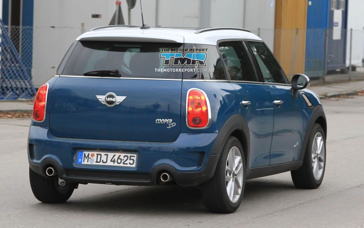 mini one countryman photos reviews news specs buy car. Black Bedroom Furniture Sets. Home Design Ideas
