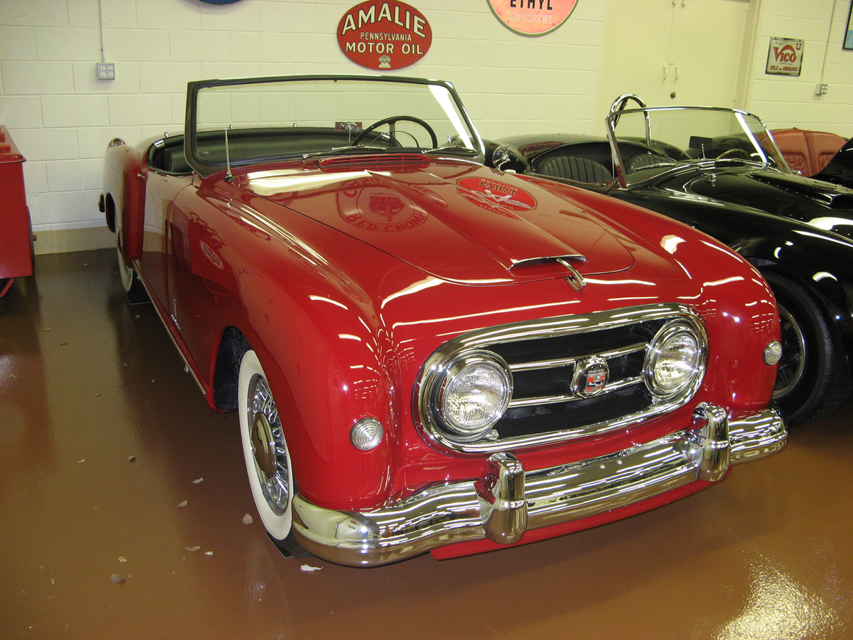 Nash Healey Roadster Picture 7 Reviews News Specs