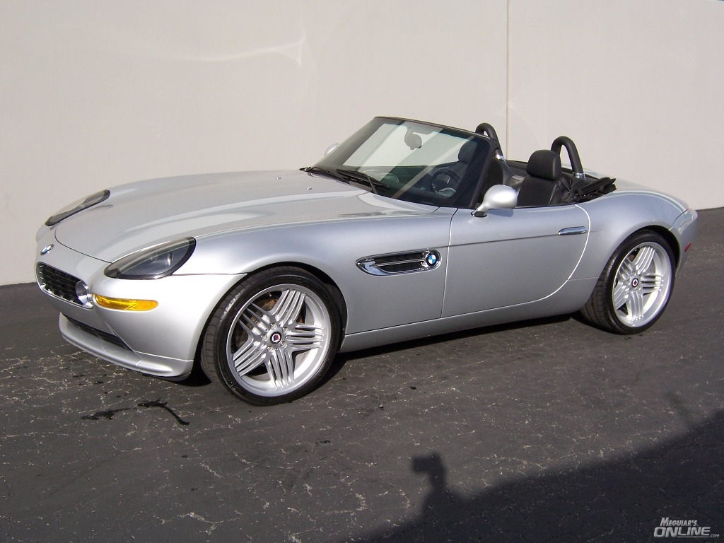 BMW Z Alpina Roadsterpicture Reviews News Specs Buy Car - Bmw alpina roadster for sale