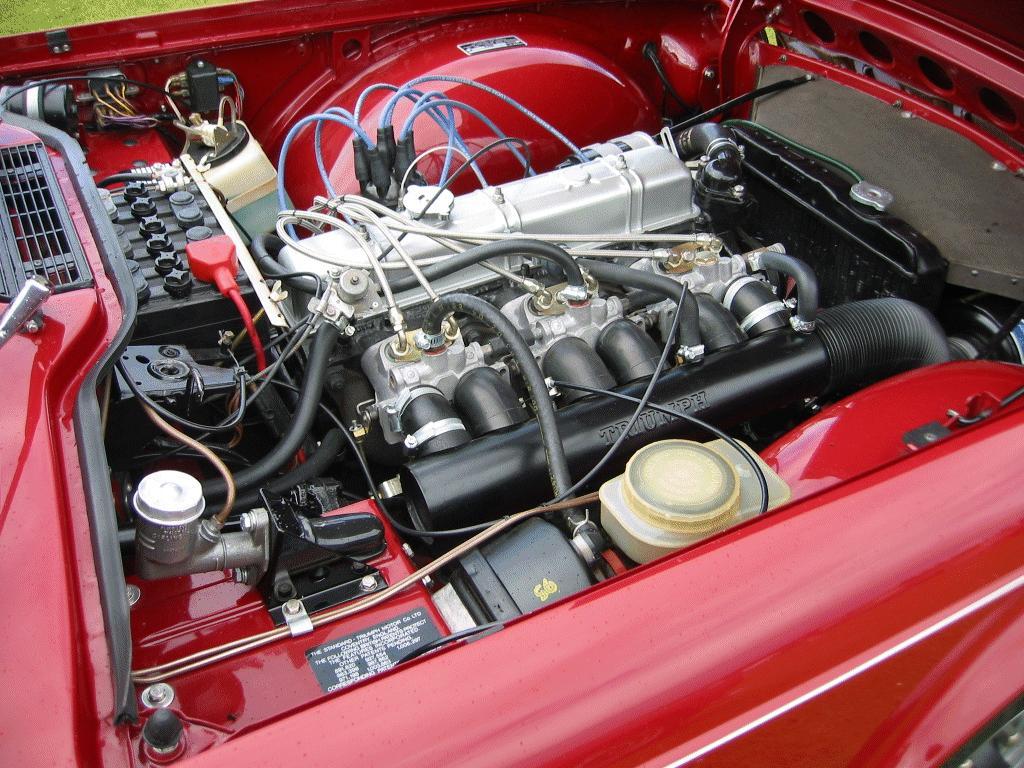 Triumph TR6 PI:picture # 6 , reviews, news, specs, buy car