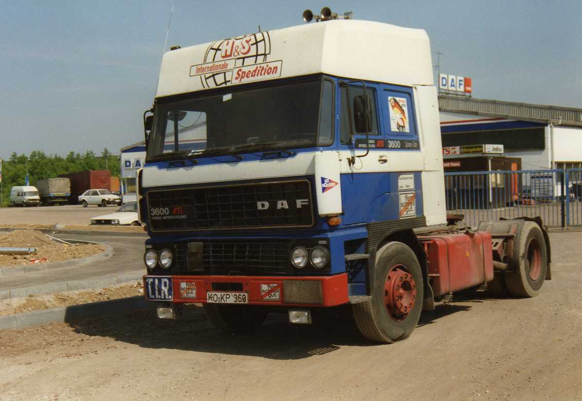 Daf 3600 Photos Reviews News Specs Buy Car