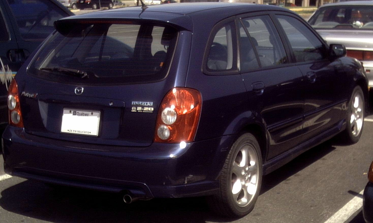 Mazda Protege 5 Picture 9 Reviews News Specs Buy Car