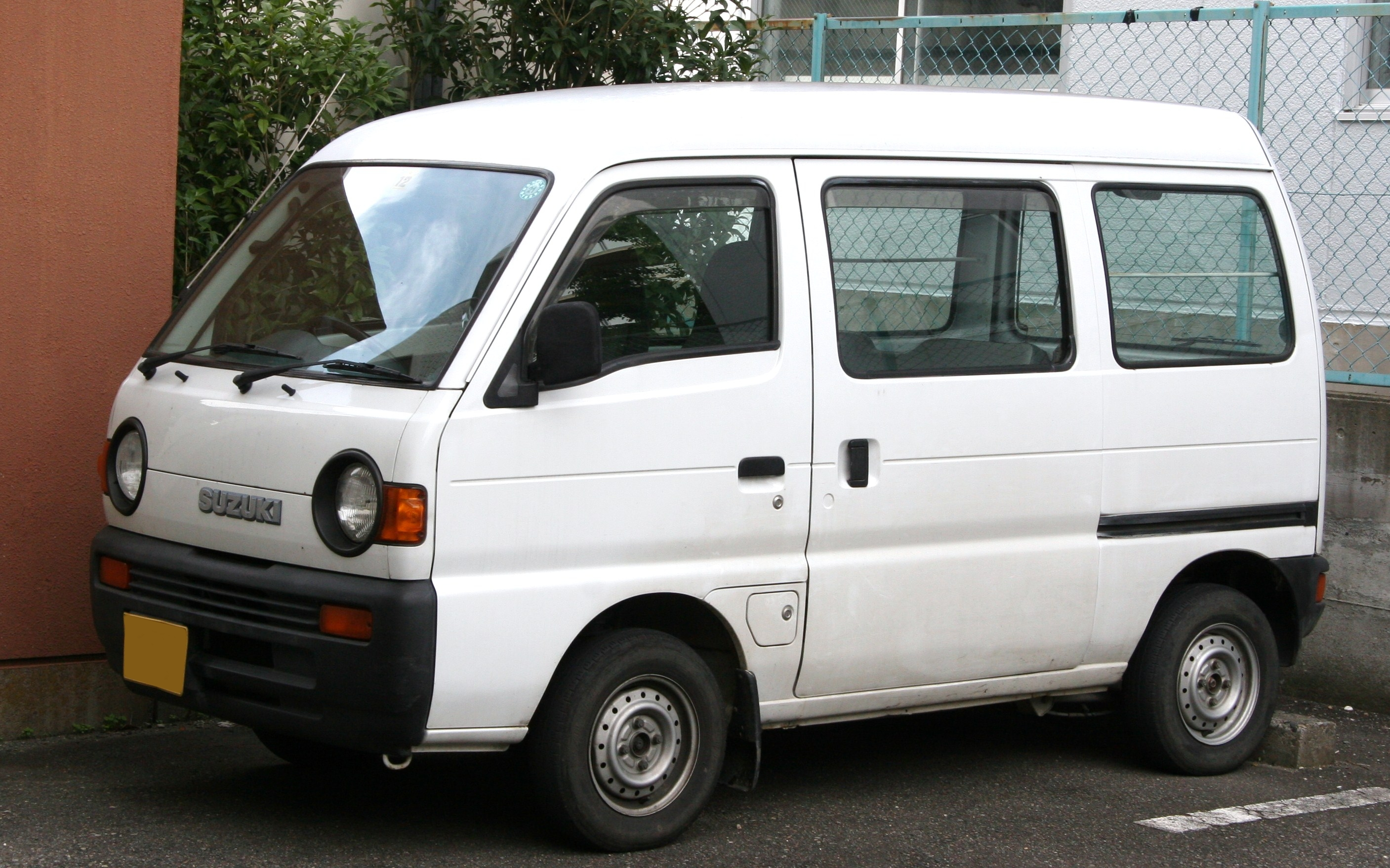 Suzuki Carry Van Photos Reviews News Specs Buy Car