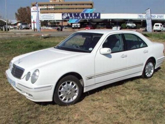 1999 Mercedes Benz Cars