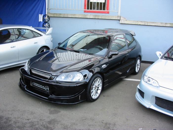 Honda Civic Vtec Picture 7 Reviews News Specs Buy Car