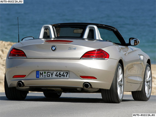Bmw Z4 25i Roadster Picture 4 Reviews News Specs