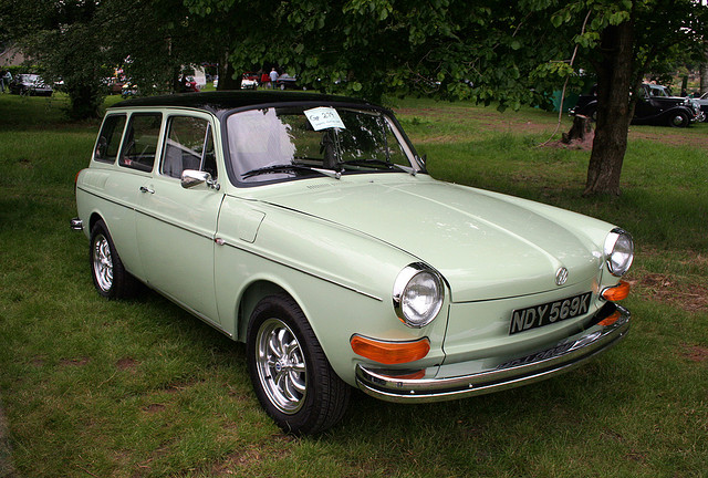 Volkswagen 1600 Variant Picture 13 Reviews News