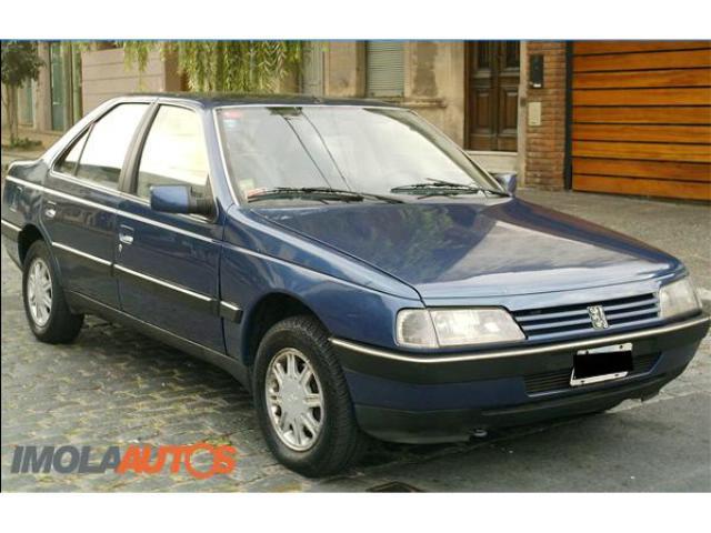 Peugeot 405 Sr Photos Reviews News Specs Buy Car