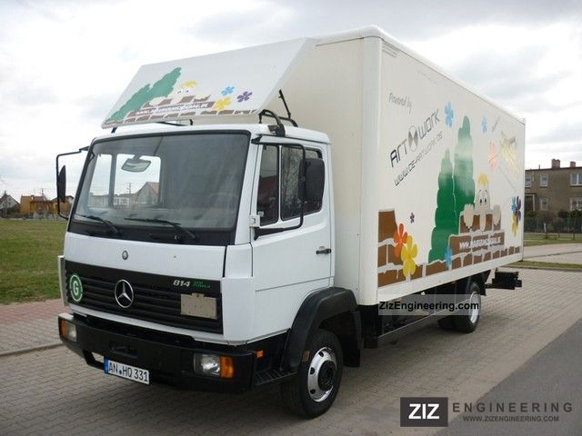 Mercedes-Benz 814 Eco Power