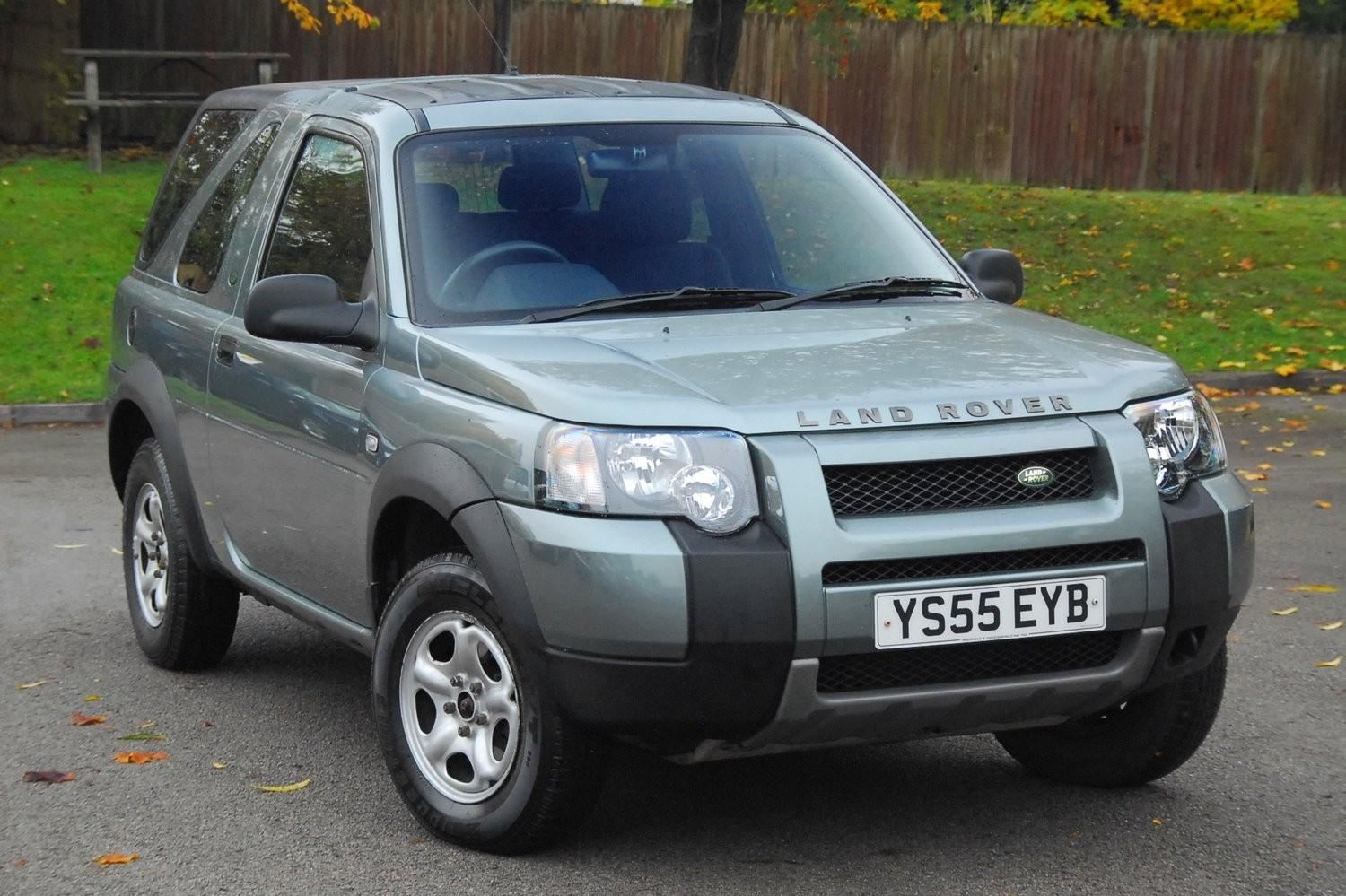 land rover freelander td4 photos reviews news specs. Black Bedroom Furniture Sets. Home Design Ideas