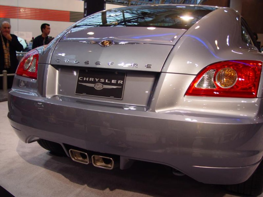 chrysler crossfire coupe the chrysler crossfire coupe was first. Cars Review. Best American Auto & Cars Review