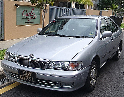 Nissan Sunny EX Saloon:picture # 6 , reviews, news, specs ...