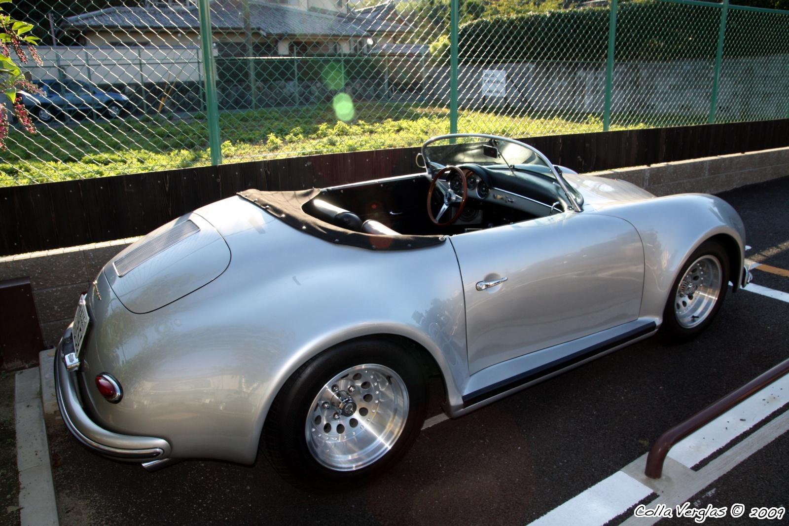 Porsche 356 Speedster Replica Picture 8 Reviews News