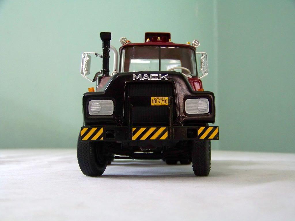 Mack Dm600 Picture 14 Reviews News Specs Buy Car