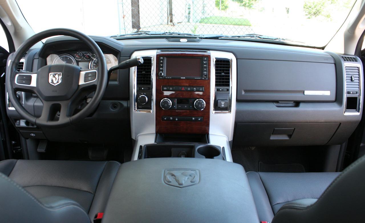 Dodge Ram 2500 Laramie Picture 13 Reviews News Specs Buy Car