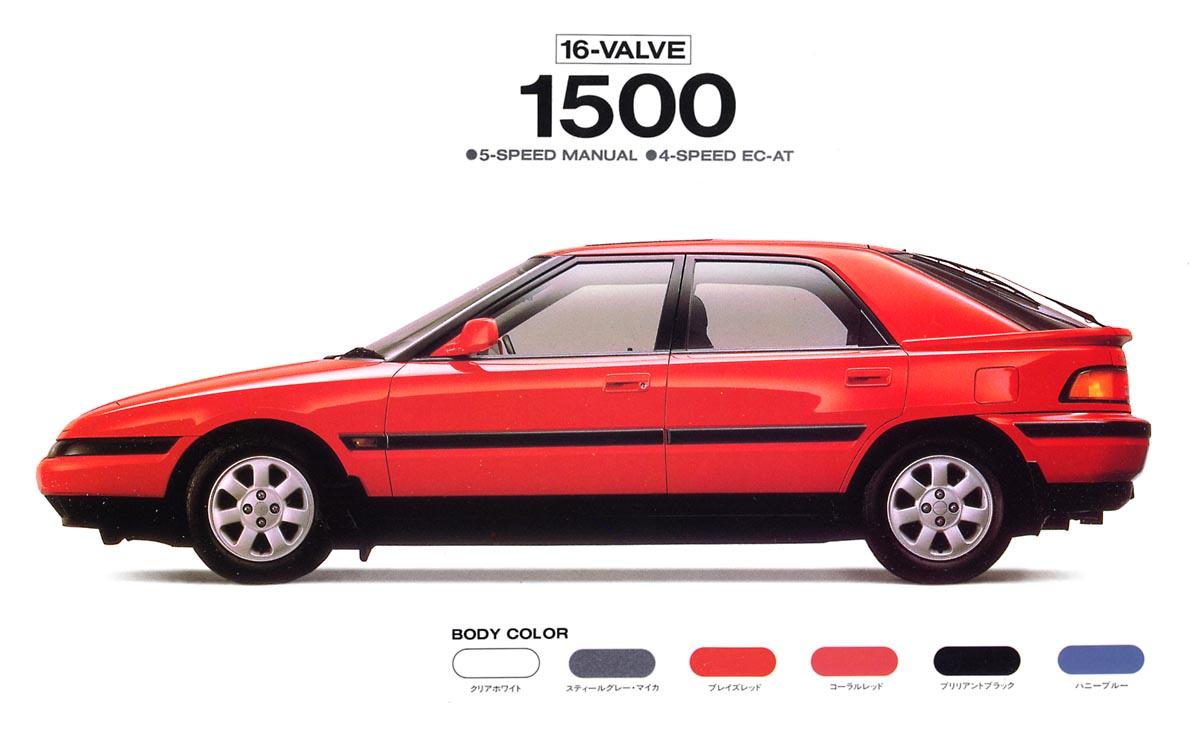 Kelebihan Kekurangan Mazda Astina Perbandingan Harga