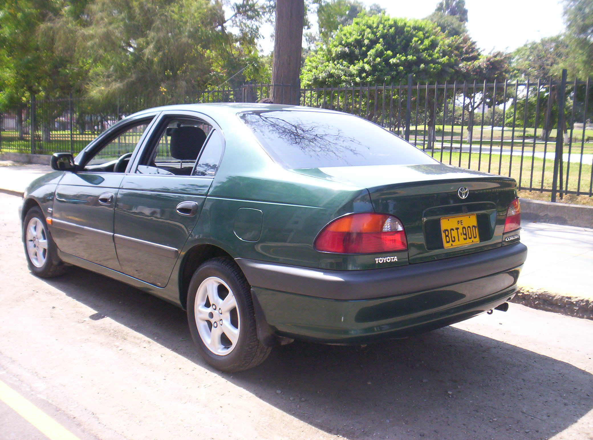 AUTO.RIA – Технические характеристики Тойота Корона : ттх ...