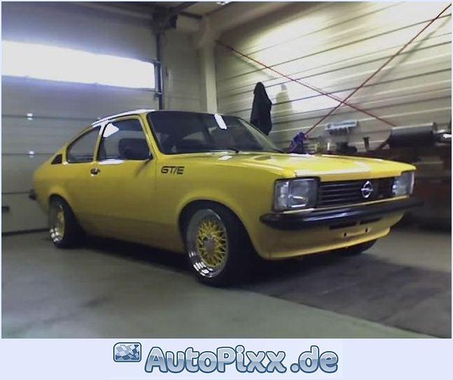 Opel Kadett C GTE:picture # 8 , Reviews, News, Specs, Buy Car