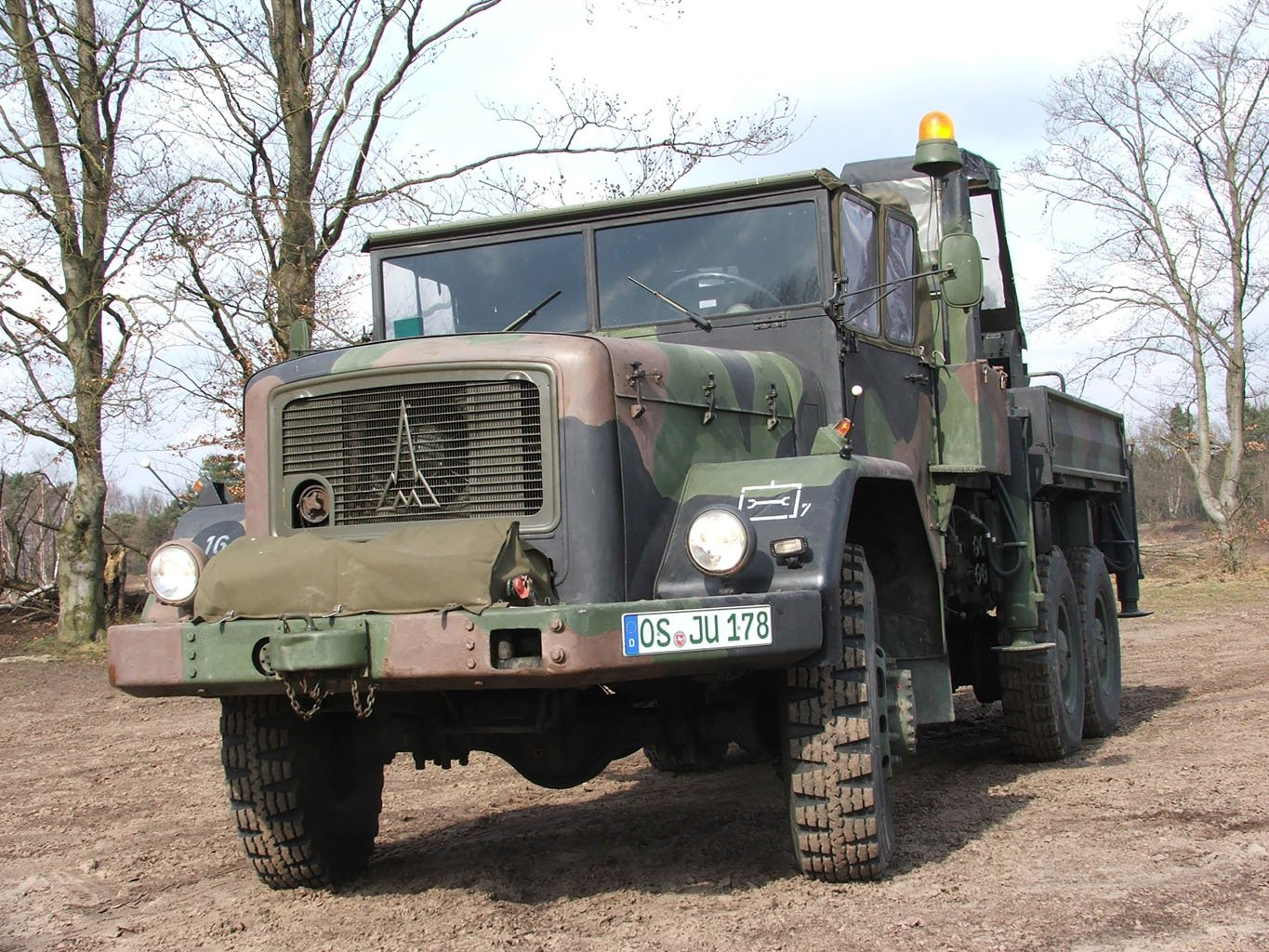 Magirus Deutz Jupiter Photos Reviews News Specs Buy Car