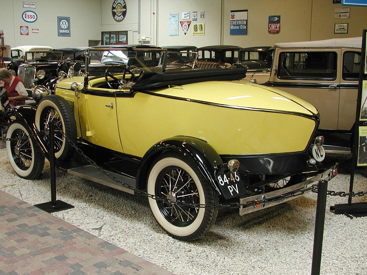Ford Boat tail speedster