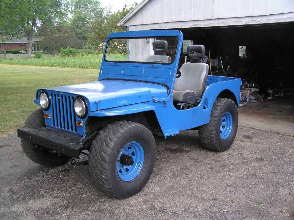 willys jeep cj 3 photos reviews news specs buy car. Black Bedroom Furniture Sets. Home Design Ideas