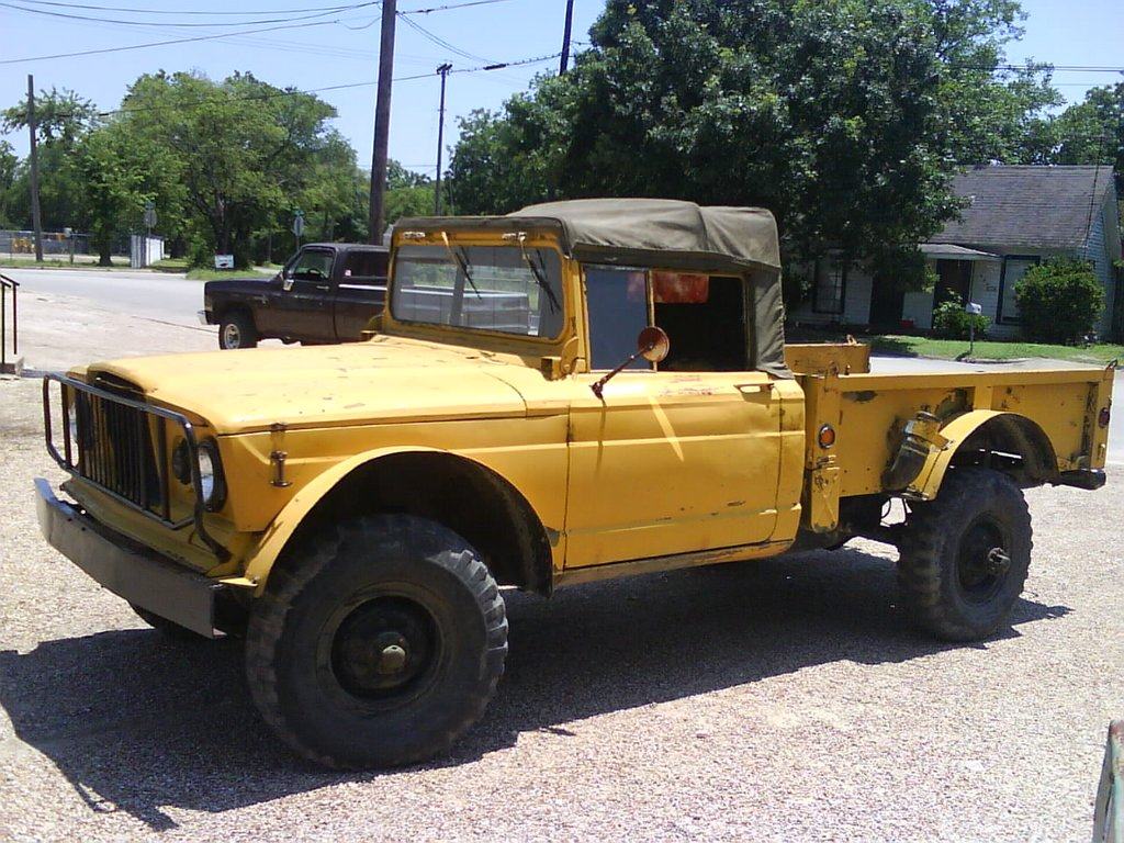 Kaiser Jeep M715 Craigslist