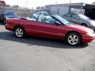 Chrysler Sebring Jxi