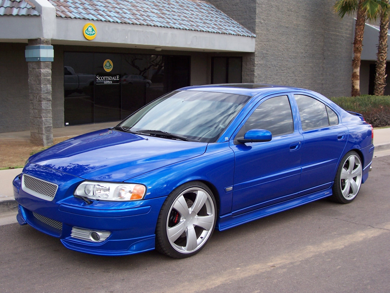 Volvo S60 R:picture # 6 , reviews, news, specs, buy car
