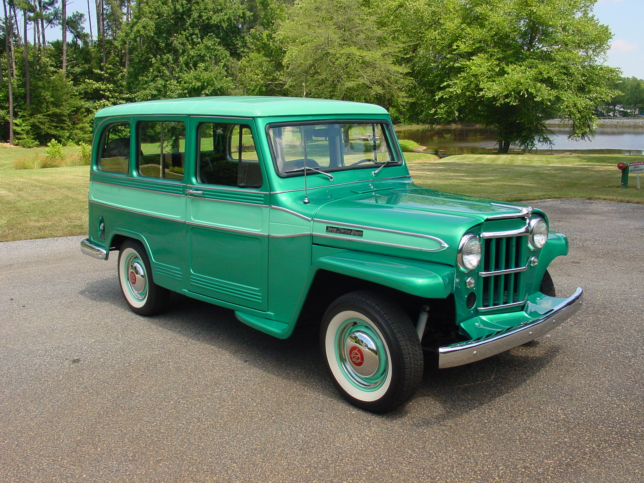 Willys Station Wagonpicture 15 Reviews News Specs Buy Car 1941 Oldsmobile Wagon