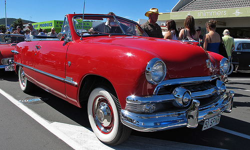 Ford Customline Convertible