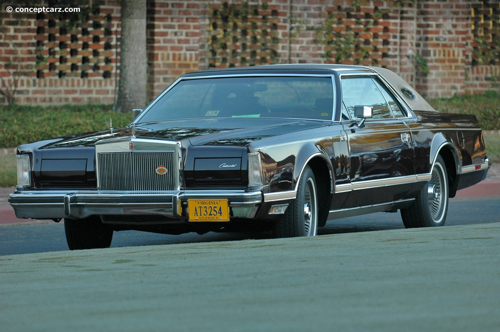 lincoln continental mark v picture 6 reviews news specs buy car. Black Bedroom Furniture Sets. Home Design Ideas