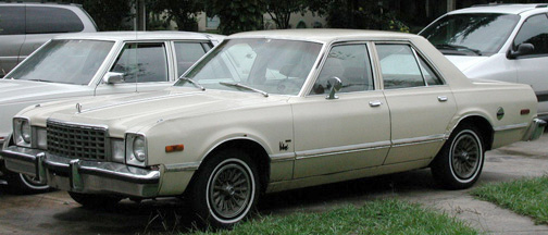 Plymouth Volare Sedan:picture # 15 , reviews, news, specs ...