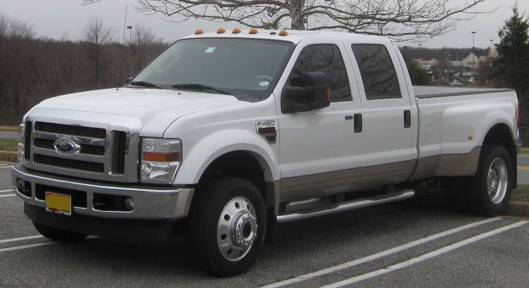 Ford F-450:picture # 11 , reviews, news, specs, buy car