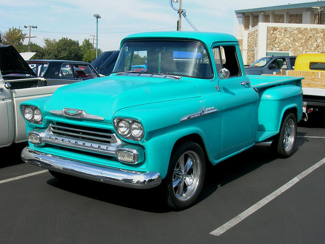 Chevrolet Apache 32 Pickuppicture 15 Reviews News Specs Buy Car