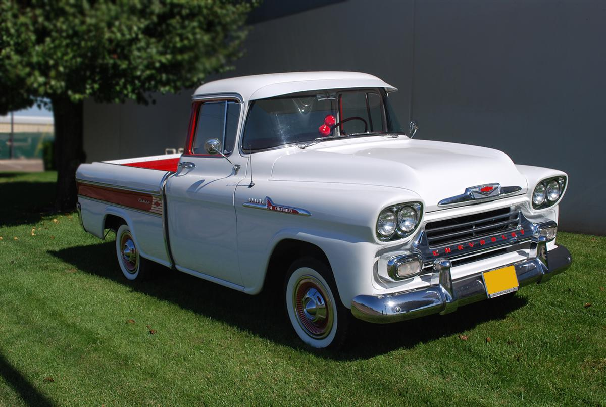 Chevrolet Cameo Carrier Picture 8 Reviews News Specs