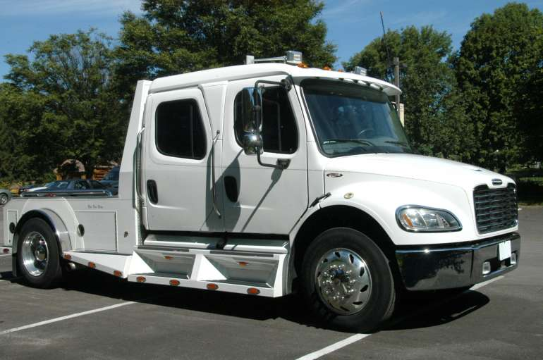 Freightliner M2 Picture 9 Reviews News Specs Buy Car