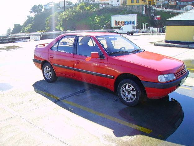 Peugeot 405 Sr Picture 15 Reviews News Specs Buy Car