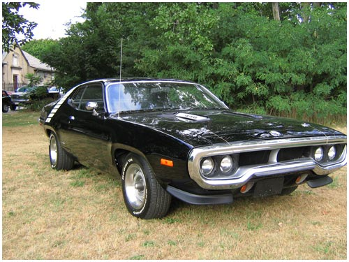 Plymouth Road Runner 440 Picture 7 Reviews News