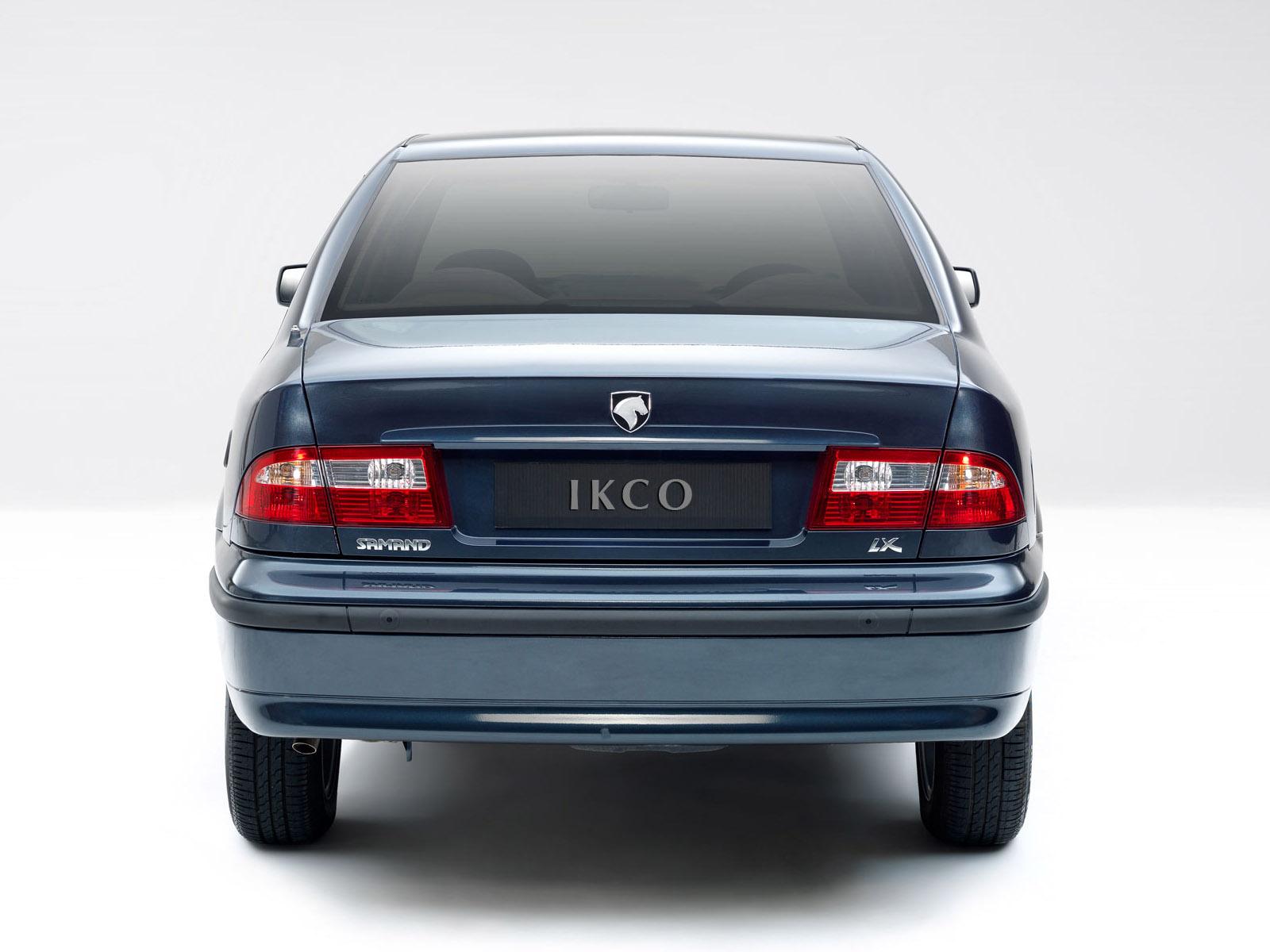 Samand Car Review