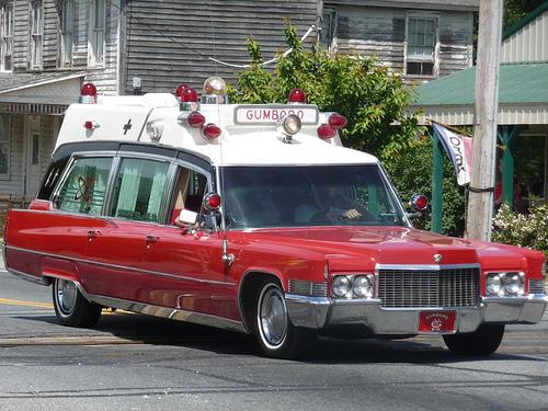 Cadillac Ambulance Photos Reviews News Specs Buy Car