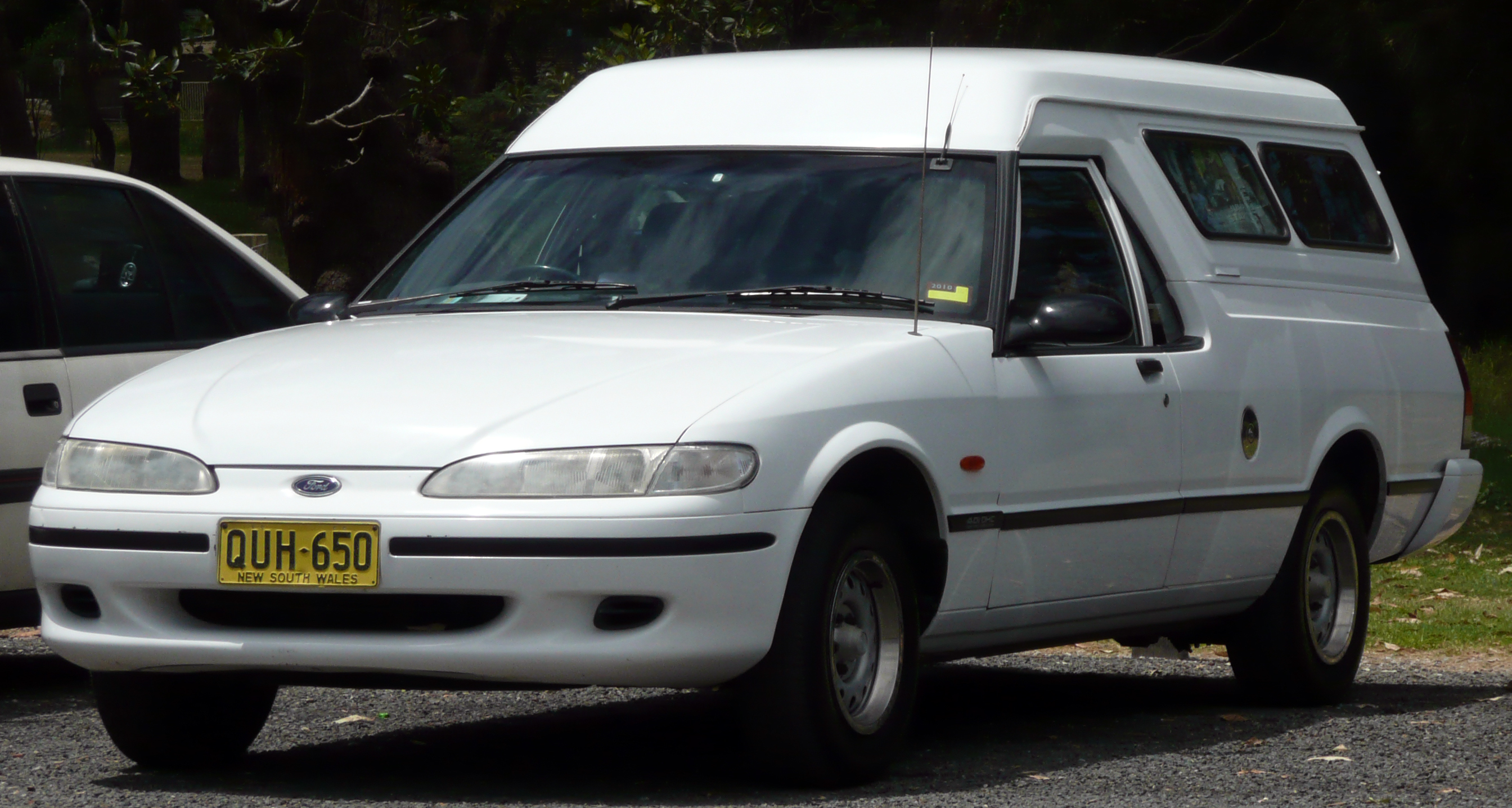 Ford Panel Van Picture 1 Reviews News Specs Buy Car