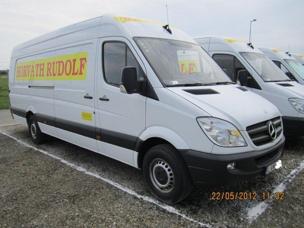 Mercedes benz sprinter 316 cdi picture 9 reviews news for 2011 mercedes benz sprinter reviews