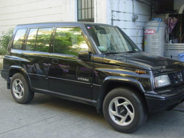 Suzuki Vitara Jlx Review
