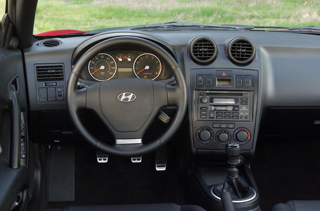 Hyundai Tiburon Gt Picture 9 Reviews News Specs Buy Car