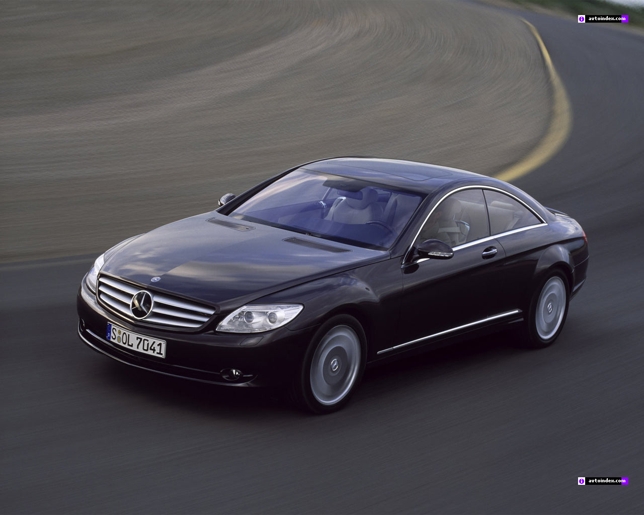 Benz Cl500 Pictures Mercedes-benz Cl500