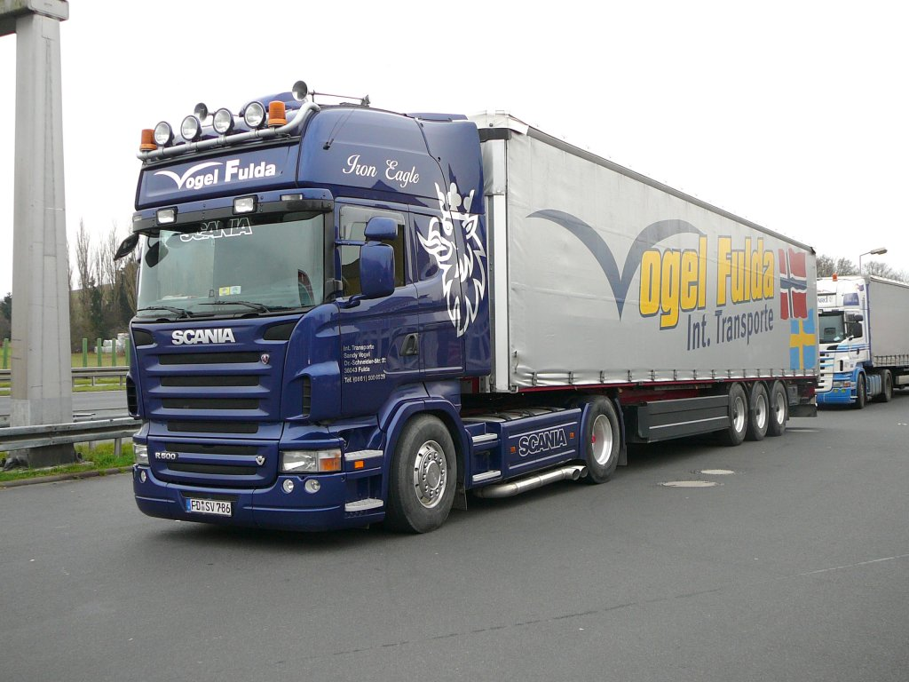 Scania r500 picture 12 reviews news specs buy car for Mercedes benz r500 review