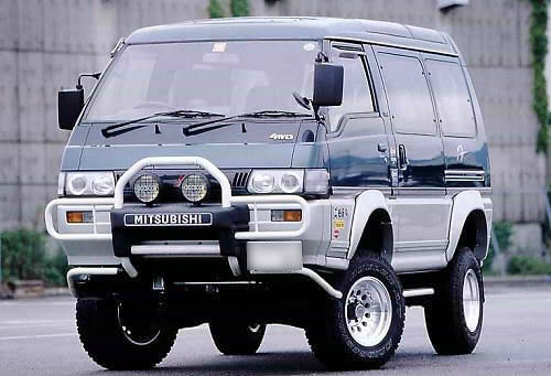 mitsubishi delica 4x4 picture 13 reviews news specs buy car. Black Bedroom Furniture Sets. Home Design Ideas